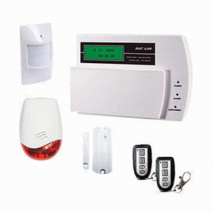 Wireless Home GSM Alarm